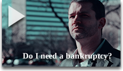 In this video Sam Gregory discusses whether a bankruptcy might be right for you.