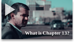 Sam Gregory explains how the repayment plan works when filing Chapter 13.